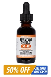 Survival Shield X-2 - Nascent Iodine
