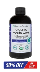 Emric's Essentials Mouth Wash