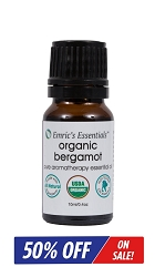 Organic Bergamot Essential Oil By Emric's Essentials