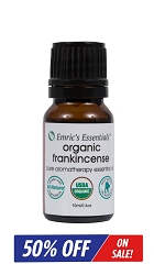 Organic Frankincense Essential Oil By Emric's Essentials