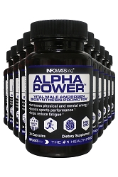 Alpha Power: 10 Pack