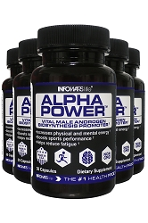 Alpha Power: 5 Pack