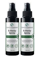 Emric's Essentials Bug Spray: 2 Pack