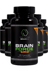 Brain Force Plus: 5 Pack