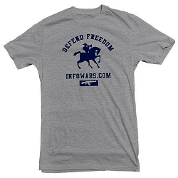 Defend Freedom — Sport T-Shirt