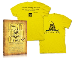 Don't Tread On Me DVD + T-Shirt Special