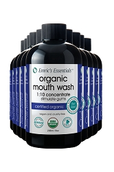 Emric's Essentials Mouth Wash: 10 Pack