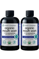 Emric's Essentials Mouth Wash: 2 Pack