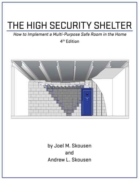 High Security Shelter : The high security shelter