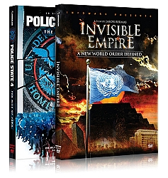 Invisible Empire + Police State 4