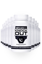 Knockout Sleep Support: 10 Pack