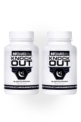 Knockout Sleep Support: 2 Pack
