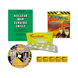 Nuclear And Radiation Survival Kit