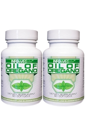 Oil Of Oregano: Two Pack