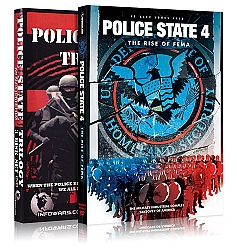 Complete Police State Collection (4 DVDs)