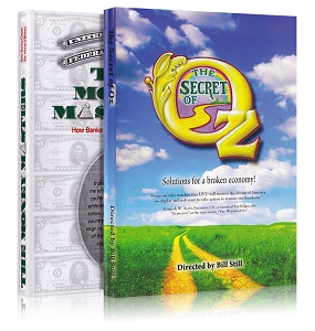 The Secret Of Oz + The Money Masters