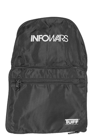 Infowars Tuff iStow Nylon Backpack