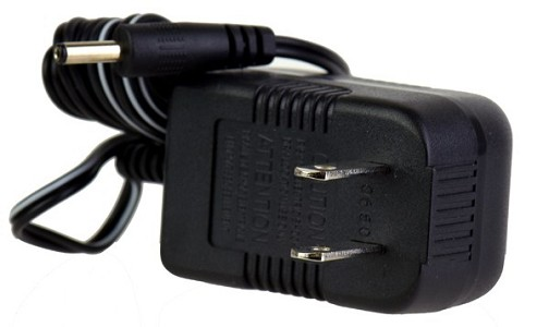 Optional AC Adapter