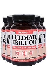 Ultimate Krill Oil 5-Pack