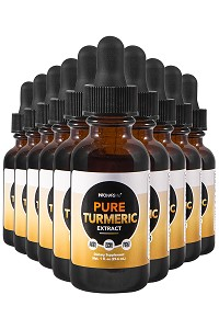 Pure Turmeric Extract 10-Pack