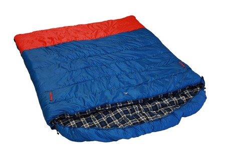 Ledge Sports Alaska +0° F Degree King Size Double Wide Sleeping Bag