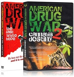 American Drug War DVD Combo