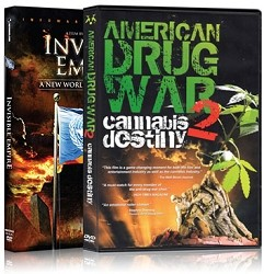 American Drug War 2 + Invisible Empire