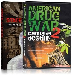 American Drug War 2 + State of Mind