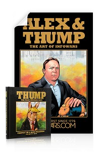 Limited Edition Thump Book + Poster Combo