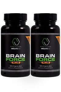 Brain Force Plus: 2 Pack