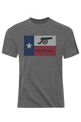 Cannon Texas Come and Take It T-Shirt