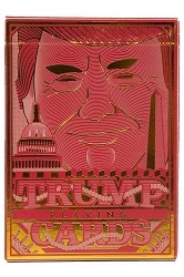 Deck of Trump Playing Cards