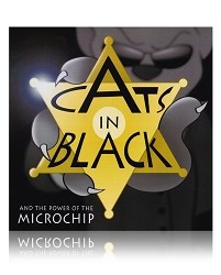 Cats In Black: And the Power of the Microchip