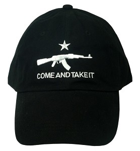 Come And Take It Hat — Black