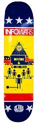 Divide And Conquer Skate Deck