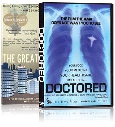 Doctored + The Greater Good DVD Special