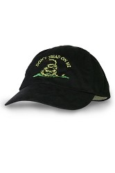 Don't Tread On Me Black Hat
