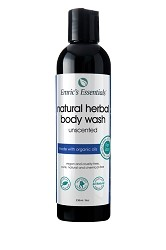 Emric's Essentials Herbal Body Wash - Unscented