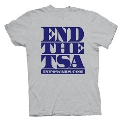 End The TSA T-shirt