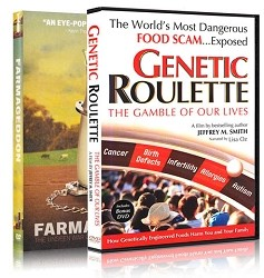 Genetic Roulette DVD + Farmageddon