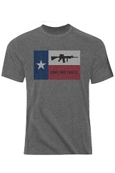 M16 Texas Come and Take It T-Shirt