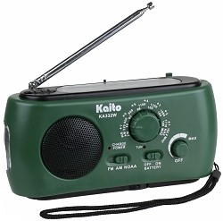 KA332W Weather Radio