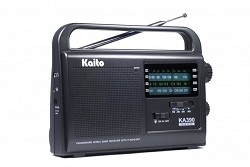 Kaito KA390 AM/FM/SW and NOAA Band Radio