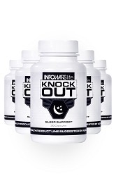 Knockout Sleep Support: 5 Pack