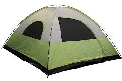 Ledge Sports Ridge 8-Person Tent - Green