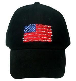 Legalize Freedom Flag Hat