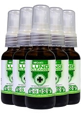 Lung Cleanse: 5 Pack