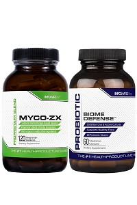 Myco-ZX + Biome Defense 50 Combo Pack