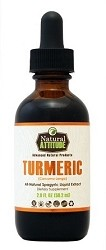 Natural Attitude Turmeric Liquid Extract