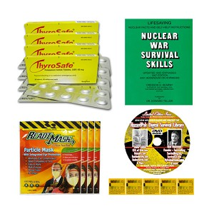 Nuclear And Radiation Family Survival Kit